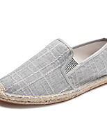 cheap -men's comfort shoes mesh fall & winter loafers & slip-ons blue / gray / khaki