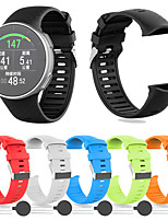 cheap -Watch Band for POLAR VANTAGE V Polar Sport Band Silicone Wrist Strap