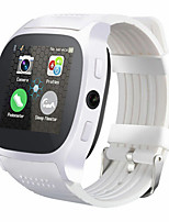 cheap -T8 Unisex Smartwatch Android iOS Bluetooth Heart Rate Monitor Blood Pressure Measurement Sports Long Standby Exercise Record Timer Stopwatch Pedometer Call Reminder Sleep Tracker