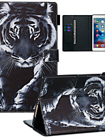 cheap -Case For Apple iPad Air / iPad (2018) / iPad Air 2 Dustproof / with Stand / Flip Back Cover sky PU Leather