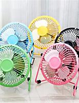 cheap -Mini USB Table Desk Fan USB-Powered Desktop Fan Portable Cooling Fan 360 Degree Rotation Small Fan