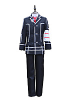 cheap -Inspired by Vampire Knight Kiryu Zero Anime Cosplay Costumes Japanese Cosplay Suits Coat Vest Pants For Men's / Sleeves / Tie