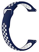 cheap -Watch Band for Vivomove HR Garmin Modern Buckle Silicone Wrist Strap