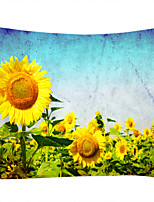 cheap -Classic Theme Wall Decor 100% Polyester Contemporary Wall Art, Wall Tapestries Decoration