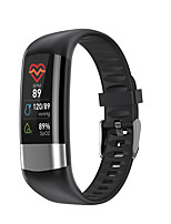 cheap -KUPENG K30 PLUS Men Women Smart Bracelet Smartwatch Android iOS Bluetooth Waterproof Touch Screen Heart Rate Monitor Blood Pressure Measurement Sports Pedometer Call Reminder Sleep Tracker Sedentary