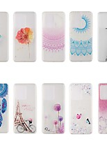 cheap -Case For Samsung Galaxy S20 / S20 Plus / S20 Ultra Pattern Back Cover Sexy Lady TPU for A71 / A51 / A10S / A20S / A80 / A70 / A50 / A30S / A40 / A30 / A20 / A10