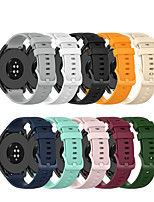 cheap -Watch Band for Xiaomi Mi watch color Xiaomi Sport Band / Classic Buckle Silicone Wrist Strap