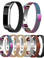 cheap -Watch Band for Fitbit Alta HR Fitbit Milanese Loop Stainless Steel Wrist Strap
