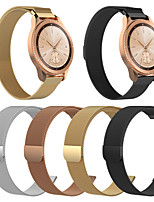 cheap -Watch Band for Huami Amazfit Bip Younth Watch Xiaomi Milanese Loop Stainless Steel Wrist Strap