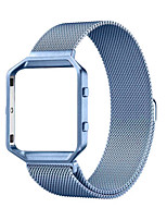 cheap -Watch Band for Fitbit Blaze Fitbit Milanese Loop Stainless Steel Wrist Strap