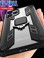 Недорогие -автомобильный магнитный чехол для телефона для iphone 11 11 pro 11 pro max xs xr xs max 8 8 плюс 7 7 плюс