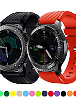 cheap -20 22mm watch band For Samsung Galaxy watch 46mm 42mm active 2 gear S3 Frontier strap huawei watch GT 2 strap amazfit bip 47 44