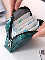 cheap -Travel Luggage Organizer / Packing Organizer / Cosmetic Bag / Packing Cubes Multifunctional / Waterproof / Portable Simple Everyday Use / Portable PU Leather Everyday Use / Traveling / Travel