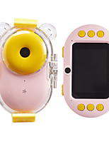 cheap -Children'S Digital Camera Cartoon Mini Sports Waterproof Children'S Camera Double Lens Small Slr Gift