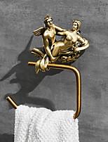 cheap -Towel Bar Creative Modern Metal 1pc Wall Mounted