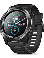 cheap -VIBE 5 Unisex Smartwatch Android iOS Bluetooth Heart Rate Monitor Blood Pressure Measurement Sports Long Standby Exercise Record Timer Stopwatch Pedometer Call Reminder Sleep Tracker