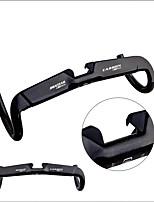 cheap -JIMAITEAM Carbon Fiber Bike Handlebar Road Bike Handlebar Drop Bar 31.8 mm 400/420/440 mm Cycling Lightweight Materials Ergonomic Design Road Bike Cycling Black Glossy UD