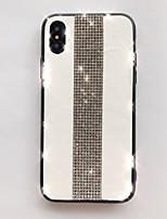 cheap -Case For Apple iPhone 11 / iPhone 11 Pro / iPhone 11 Pro Max Glitter Shine Back Cover Lines / Waves TPU
