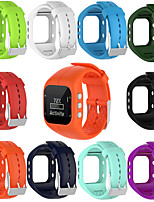 cheap -Watch Band for Polar A300 Polar Sport Band TPE Wrist Strap