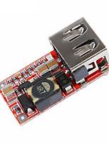 cheap -DCDC Buck Step Down Module 6-24V 12V to 5V3A USB Charger Module