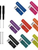 Недорогие -Ремешок для часов для Vivoactive HR Garmin Спортивный ремешок силиконовый Повязка на запястье