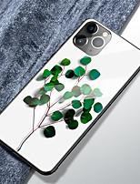 Недорогие -Кейс для Назначение Apple iPhone 11 / iPhone 11 Pro / iPhone 11 Pro Max С узором Кейс на заднюю панель Плитка ТПУ
