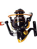 cheap -Fishing Reel Spinning Reel 5.5:1 Gear Ratio+6 Ball Bearings Hand Orientation Exchangable Sea Fishing / Fly Fishing / Bait Casting