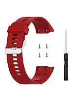 cheap -Watch Band for Forerunner 35 Garmin Sport Band Silicone Wrist Strap