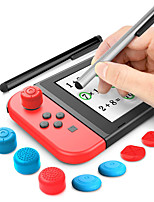 cheap -Switch lite stylus set touch screen pen  high rocker cap  short rocker cap NS gaming touch pen