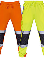 cheap -Men's Jogger Pants Harem Black Yellow Orange Green Running Fitness Gym Workout Bottoms Sport Activewear Breathable Soft Stretchy