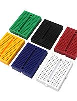 cheap -SYB-170 6Pcs Mini Solderless Breadboard Prototype Board Plates