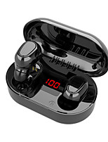 cheap -LITBest L22 TWS True Wireless Earbuds Wireless Bluetooth 5.0 Stereo Dual Drivers HIFI with Charging Box IPX5 for Premium Audio