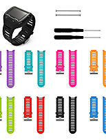 cheap -Watch Band for Forerunner 910XT Garmin Sport Band Silicone Wrist Strap