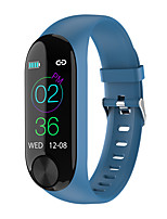 cheap -Y10 Unisex Smart Wristbands Android iOS Bluetooth Waterproof Touch Screen Heart Rate Monitor Blood Pressure Measurement Calories Burned ECG+PPG Pedometer Call Reminder Activity Tracker Sleep Tracker