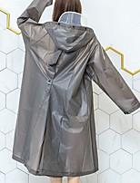 cheap -High quality thickening Raincoat non-disposable raincoat long pocho anti-dust body guard