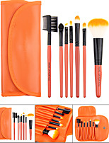 cheap -Professional Makeup Brushes 7pcs Full Coverage Plastic for Makeup Brushes Makeup Brush