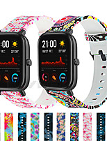 cheap -Smart Watch Band for Amazfit GTS Xiaomi Sport Silicone Replacement Bracelet Strap