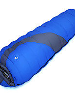 cheap -Sleeping Bag Outdoor Camping Tube Rectangle 5 °C Hollow Cotton Thermal / Warm Windproof Rain Waterproof Fast Dry All Seasons for Camping / Hiking / Caving Traveling Picnic
