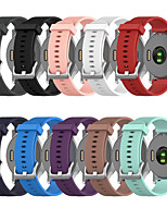 cheap -Garmin Quick Release 22mm Watch Strap Band Silicone For Vivoactive 4