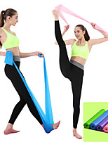 cheap -Exercise Resistance Bands 1 pcs Carry Bag # Diameter Sports Mixed Material Yoga Pilates Fitness Ultra Strong Antigravity Lightweight Weight Loss Explosive Power Training Posture Corrector For Men's