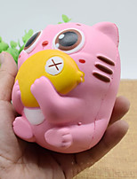 cheap -1 Squeeze Toy / Sensory Toy Slow Rising Stress Reliever Cat Stress and Anxiety Relief Decompression Toys Kawaii Resin 5 pcs Child's Adults' All Toy Gift