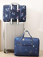 cheap -Travel Luggage Organizer / Packing Organizer / Travel Duffel Bag Multifunctional / Large Capacity / Portable Pattern Camping / Hiking / Caving / Everyday Use / Portable Terylene Everyday Use