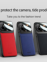 cheap -Case for Samsung scene map Samsung Galaxy S20 S20 Plus S20 Ultra A51 A71 New simulation leather skin eye protection series PC tempered glass veneer three-in-one all-inclusive mobile phone case