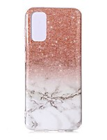 cheap -Case For Samsung Galaxy Samsung Galaxy A70(2019) / Galaxy A20e / Galaxy Note 10 Ultra-thin / Pattern Back Cover Marble TPU