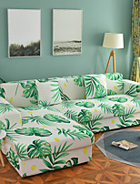 cheap -Nordic Fresh Printing Elastic Sofa Cover Full Package Single Double Three Person Sofa Cover