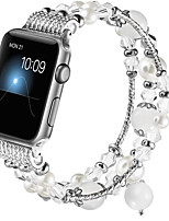 cheap -Watch Band for Apple Watch Series 5/4/3/2/1 Apple Jewelry Design Resin Wrist Strap