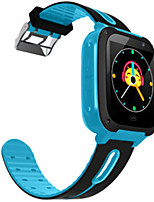 cheap -A20 Kids Smartwatch Android iOS Bluetooth Heart Rate Monitor Blood Pressure Measurement Sports Long Standby Exercise Record Timer Stopwatch Pedometer Call Reminder Sleep Tracker
