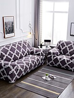 cheap -Nordic Simple Geometric Pattern Elastic Sofa Cover Stretchable Combination Sofa Cover