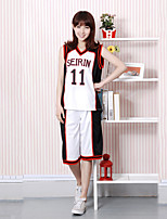 cheap -Inspired by Kuroko no Basket Midorima Shintaro Anime Cosplay Costumes Japanese Outfits Shorts T-shirt For Men's Women's