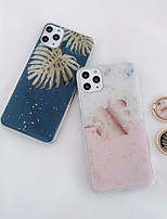 cheap -Case For Apple iPhone 11 / iPhone 11 Pro / iPhone 11 Pro Max Ring Holder / Pattern / Glitter Shine Back Cover Tree / Glitter Shine TPU